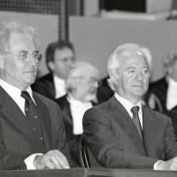 Benetton e Del Vecchio Dottori a Ca' Foscari – Alcide